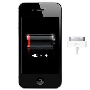 iPhone-4-Ladd-Kontakts-Byte