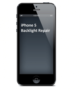 iPhone-5G-Bakljus-Reparation