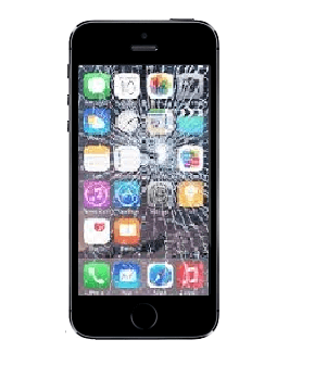 iPhone-5S-Skarm-Glas-Byte